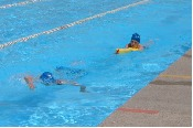 L'école de natation pour enfant