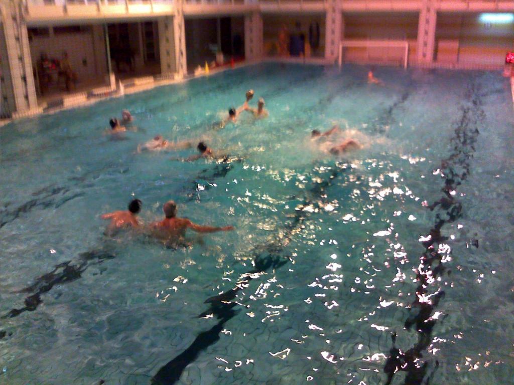 Water-Polo féminin