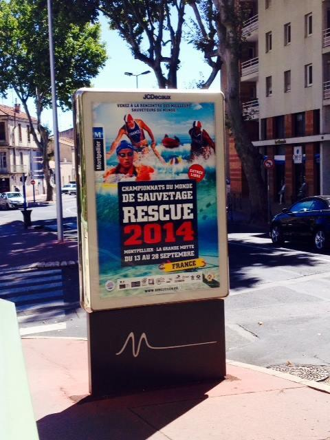 Rescue 2014 France – Lifesaving World Championships