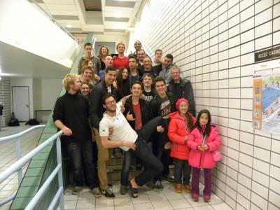 Sauvetage sportif eau plate Etape 2 – 2015 – Challenge DELOUVIN